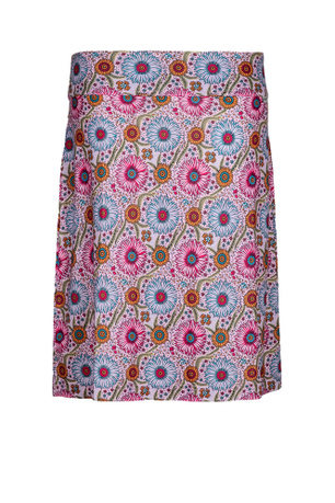Frida Knee Skirt